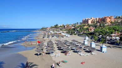 Photo of Costa Adeje beaches