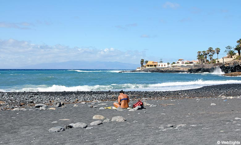 La Caleta strand