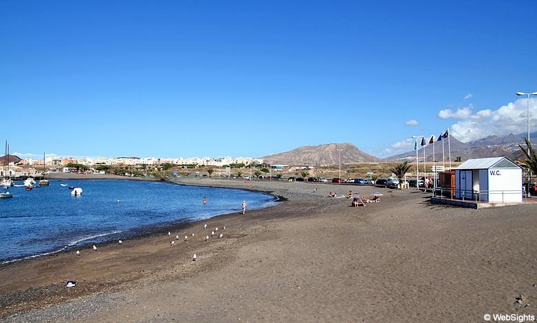 Las Galletas Strand