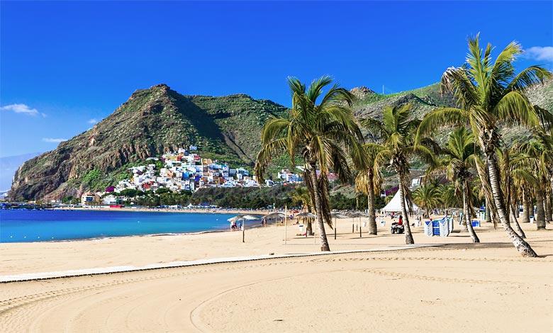Las Teresitas Tenerife
