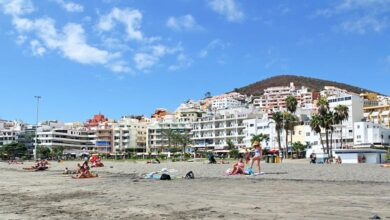 Photo of Los Cristianos beach