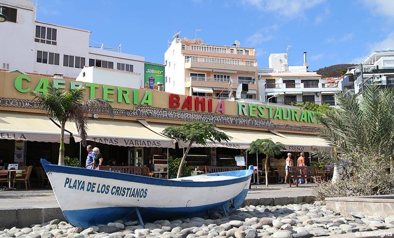 Los Cristianos restaurant