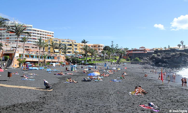 Playa de la Arena beach