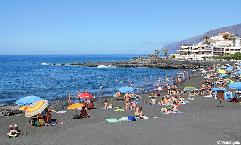 Playa de la Arena Teneriffa