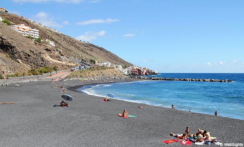 Playa de la Nea beach