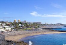 Photo of Playa de las Americas beaches