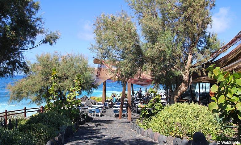 Playa de las Arenas restaurant