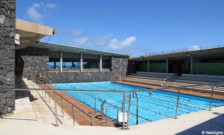 Playa de las Arenas swimmingpool
