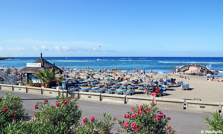 Playa Fañabé