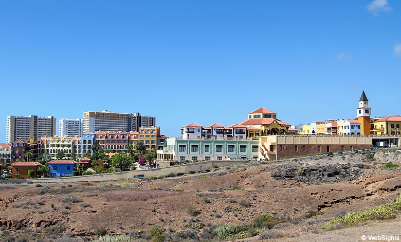 Playa Paraiso Tenerife