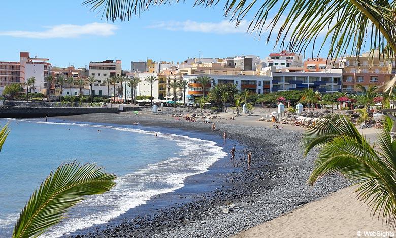 Playa San Juan beach