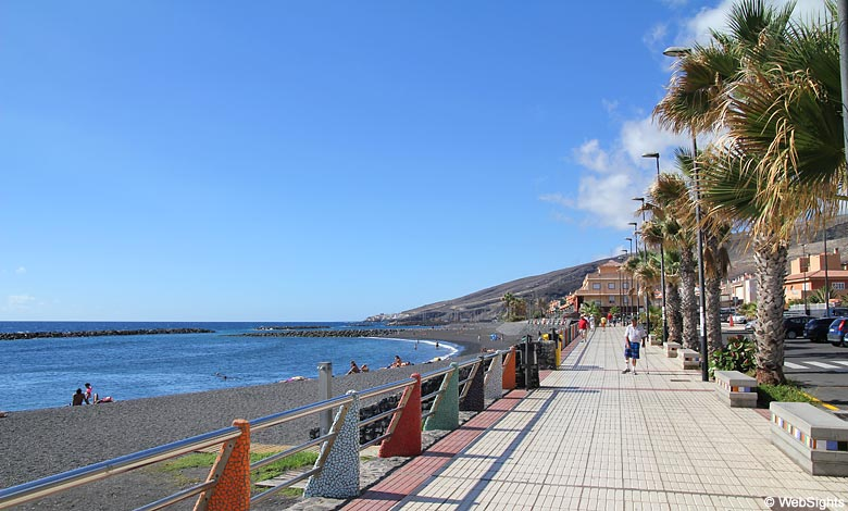 Puertito de Guimar beach