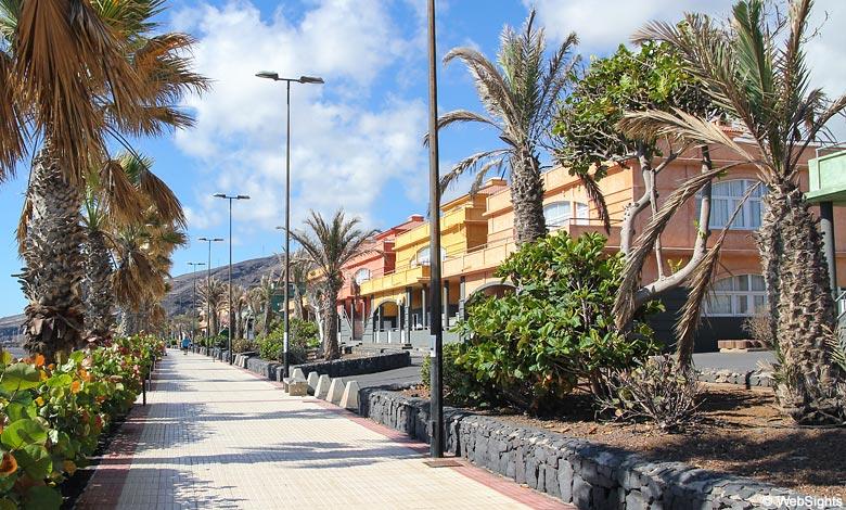 Puertito de Güimar promenade