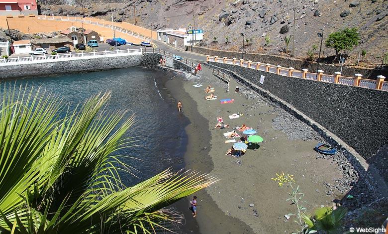 Puerto de Santiago beach
