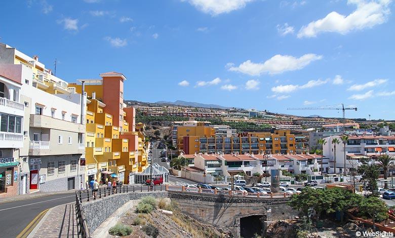 Puerto de Santiago hotel