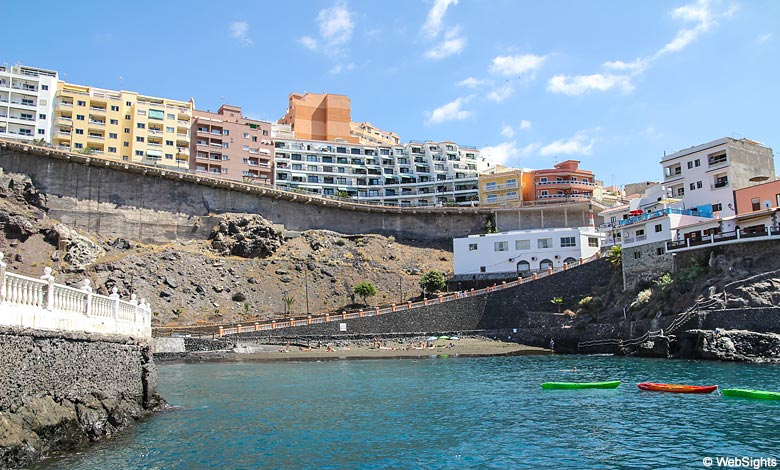 Puerto de Santiago Teneriffa